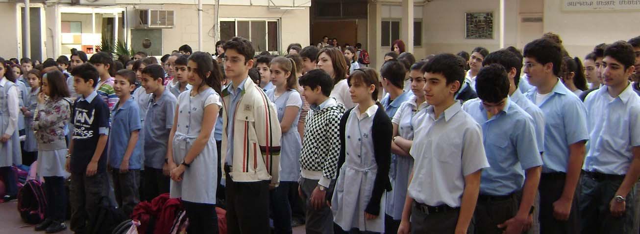 Armenian School in Kuwait
