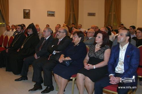 UAE Armenian Community members