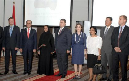Armenian Independence Day celebrated in Abu Dhabi