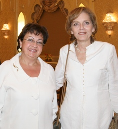 Nirva Narguizian and Sonia Ayvazian