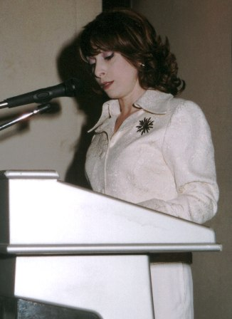 DR. NORA ARISSIAN LECTURES IN ALEPPO 2006