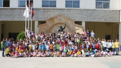 Oasis summer program in Lebanon