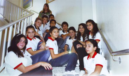 Discussion on Ohanesian Armenian School's educational needs