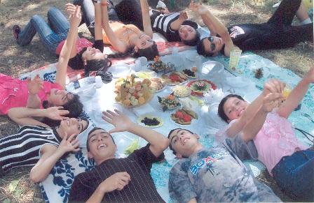 Orran summer camp
