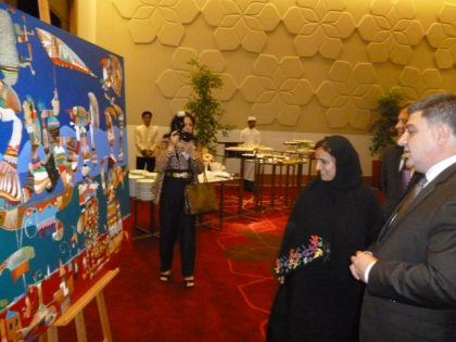 20th Anniversary of Independence celebrated in Abu Dhabi
