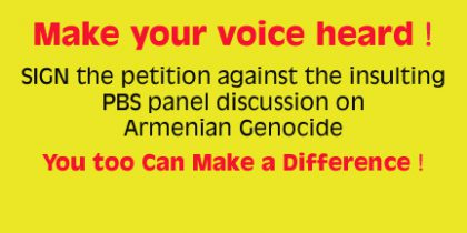 The largest Armenian petition on the internet