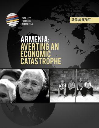 "PFA Report on ""Armenia: Averting an Economic Catastrophe"""