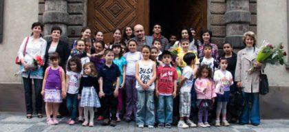 Saturday School of Prague's Armenian Community
