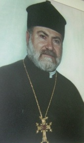 Barouyr Sarkissian (Priest)