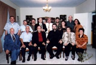 ARCHBISHOP YEPREM TABAKIAN VISITS DOHA, QATAR (2001)
