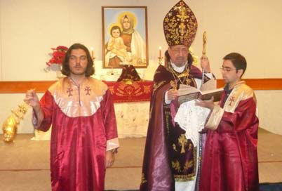 Doha Armenians continue active community life