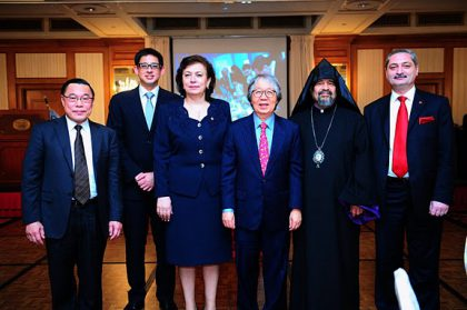 175th anniversary of the Armenian Church in Singapore