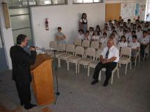 At Nareg Armenian School