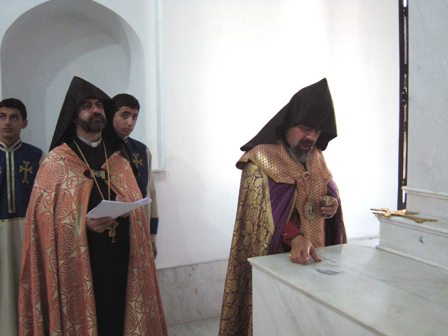 Armenian Church in Saidabad