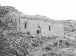 Saint Minas church in Kashatagh