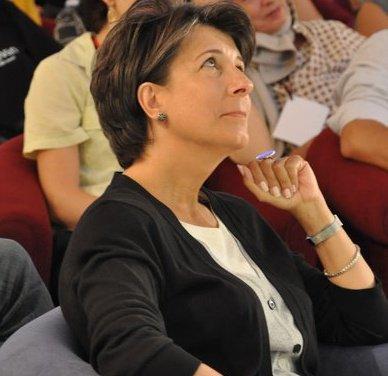 Salpi Ghazarian: Revolution has begun