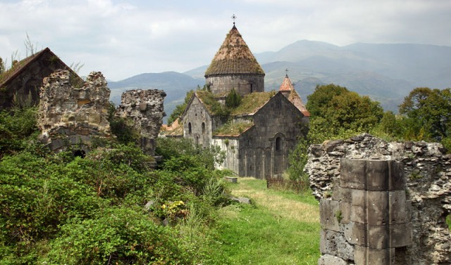 Sanahin Monastery