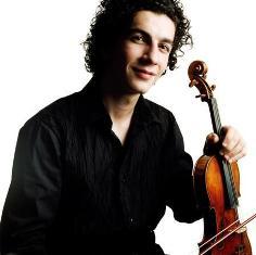 Violinist Sergey Khachatryan