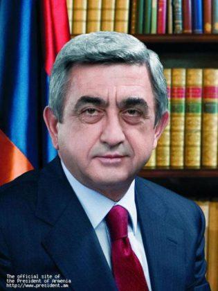 New Year address by President Serzh Sargsyan (2011)