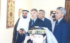 Ruler of Sharjah visits Armenia