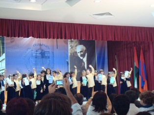 Sharjah: End of school year event