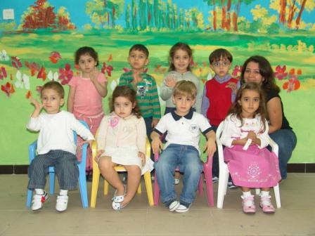 Nursery Class (poghpoch)