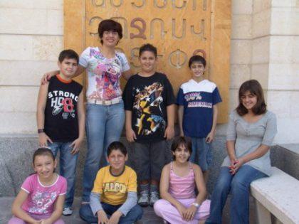 Armenian educational work in UAE