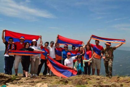 Day of the State symbols of Armenia celebrated in Spain