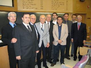 PARTICIPANTS AT THE UCLA CONFERENCE ON ARMENIA'S ECONOMIC DEVELOPMENT