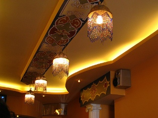 Syrian restaurant in Yerevan