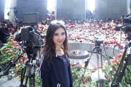 Talar Sakayian: I'd like to see Syria peaceful again
