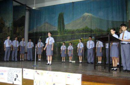 Translators' Day at the Armenian College & Philanthropic Academy in Kolkata, India