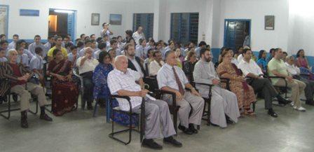 The Armenian Translators' Day celebrated in Kokata, India