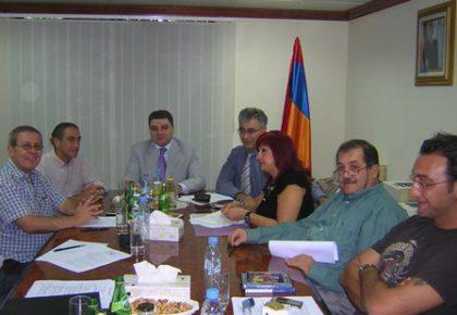 'Taste of Armenia' begins tomorrow
