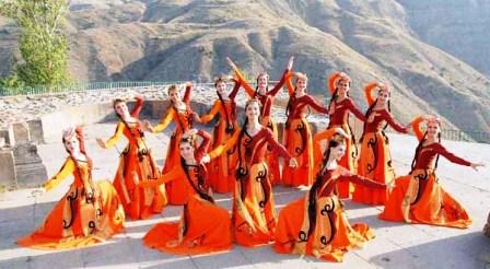 Tatul Altunyan Dance Ensemble