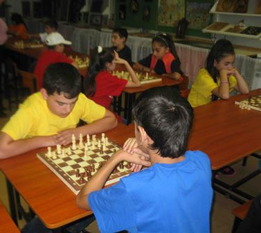 Tekeyan games a sporting event for Armenian and Artsakh pupils