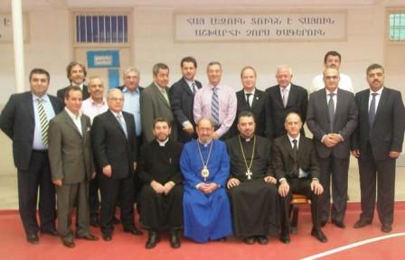 Temagan team of Kuwait and Arabian Gulf countries