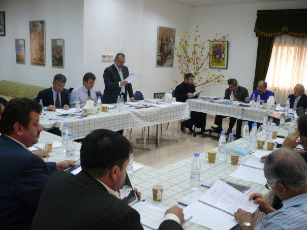 Temagan meeting in April 2008