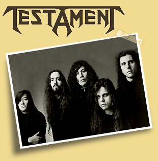 TESTAMENT BAND PARTICIPATED IN DUBAI DESERT ROCK FESTIVAL