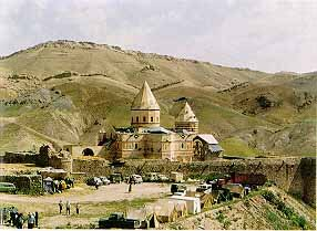 Documents of three historical churches in Iran sent to the UNESCO