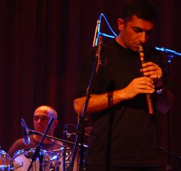 Vartan Krikorian and Arman Jalalian