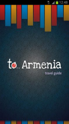 Android application on Armenia by Armen Demirjian