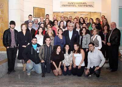 Armenian Council launches Emahay.com website