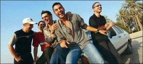 Iraqi pop band