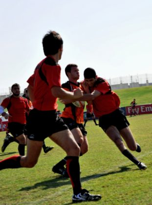 Robert Melkonyan: Reviving the traditions of Armenian rugby