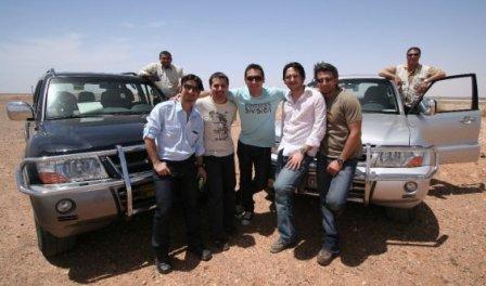 A trip to Iraq