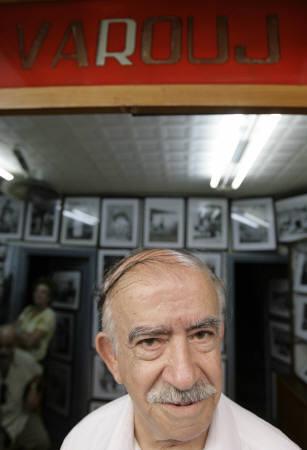 Varouj Iskhanian