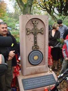 Armenian Genocide Monument unveiled in Wales