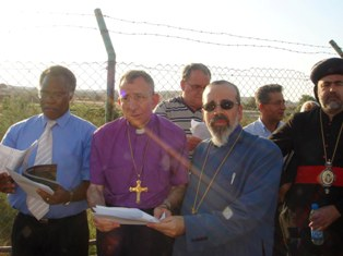 Peace conference in Amman organized by the World Council of Churches