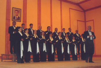 Yerevan Chamber Choir performs in three Syrian cities